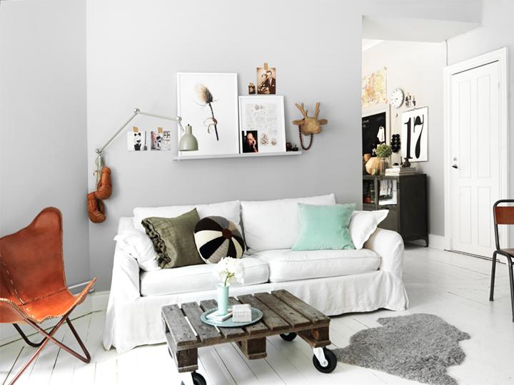 Mieszkanie Architekta Wntrz I Skandynawskie Inspiracje