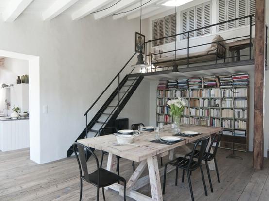 Wn trza z antresol aktualno ci ekskluzywny blog o for Table salle a manger hemisphere sud